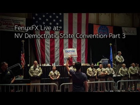 FenyxFX NV Democratic State Convention part 3