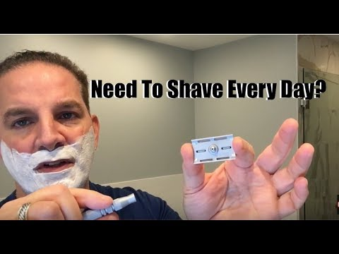 The Perfect Razor For Every Day Shaving!