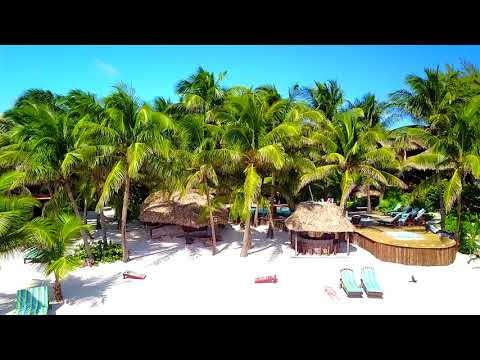 Belize Eco Friendly Beach Resort - Xanadu Island Resort