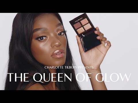 How To Create The Queen of Glow Gaze with Charlotte's Copper Eyeshadow Palette | Charlotte Tilbury
