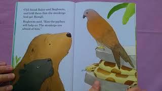 Книга джунглей 2я часть