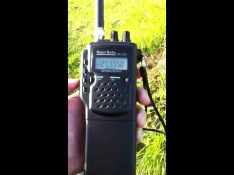 30YZ257 New Super Radio SS-301 CB SSB Walkie Talkie (1)