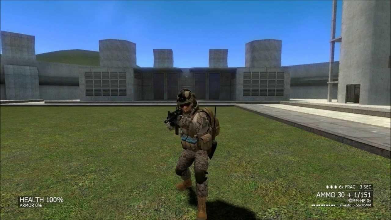 Gmod Player Models – Fondos de Pantalla
