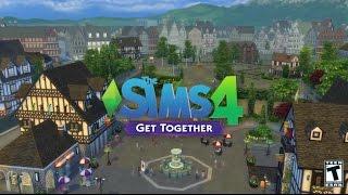 The Sims 4 Веселимся Вместе трейлер
