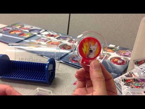 Disney Infinity: 37 Power Discs Packs Unwrapping Spree