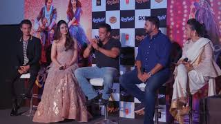 Loveyatri | Trailer Launch - 9 cities | Aayush Sharma | Warina Hussain | Abhiraj Minawala | 5 Oct'18