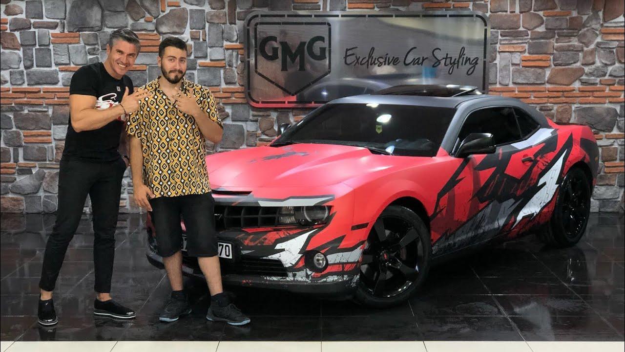 Azim Yeni Rengine Kavustu Enes Batur Ft Gmg Garage Youtube