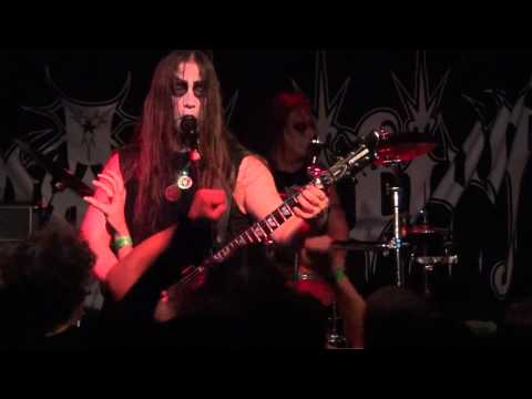 Inquisition - Desolate Funeral Chant (Cambridge,MA 4/28/12)
