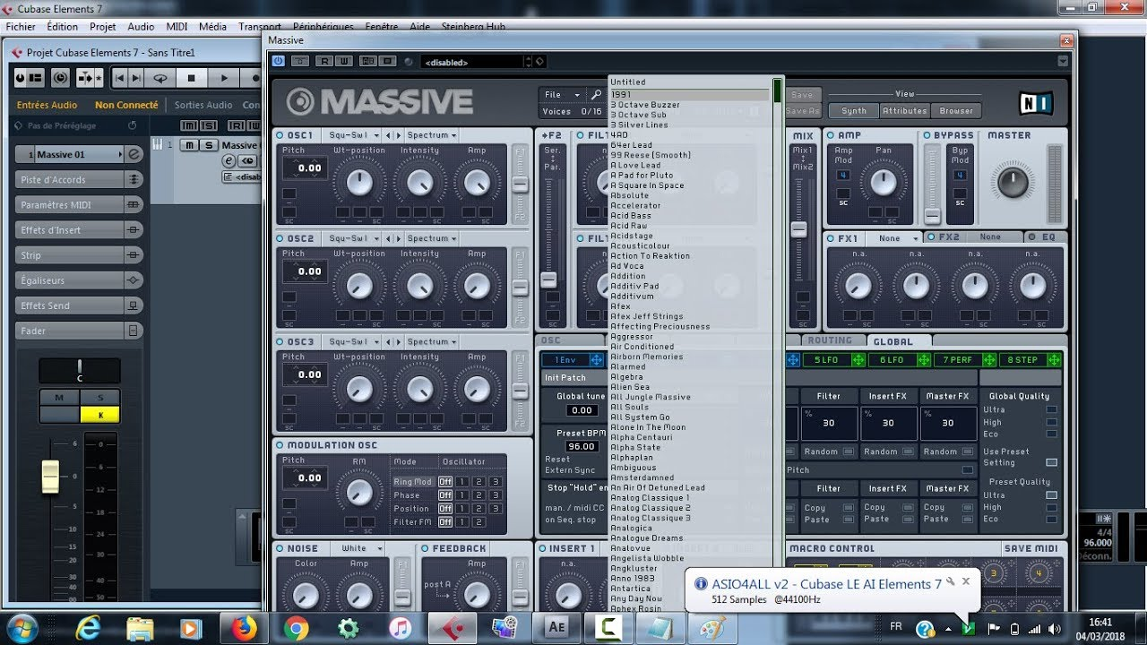 massive vst full crack