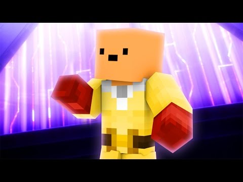 Tokyo Soul - ONE PUNCH MAN! #1 (Minecraft Roleplay)