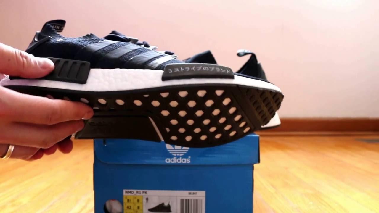 45acc95fd Adidas NMD PK