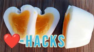 Valentinstag Herz Ideen | DIY & Food Herzen
