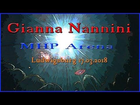 Gianna Nannini MHP Arena Ludwigsburg 17 03
