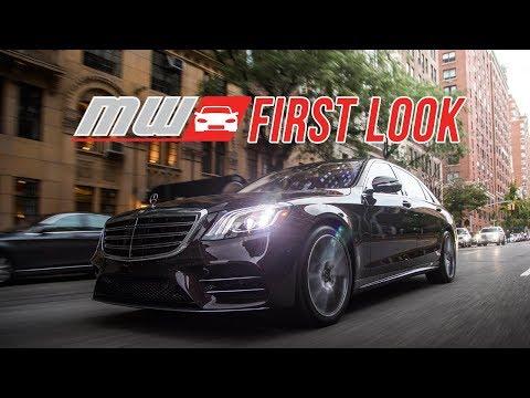 2018 Mercedes-Benz S-Class | First Drive