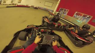 K1 Karting | Drift karts and intense racing
