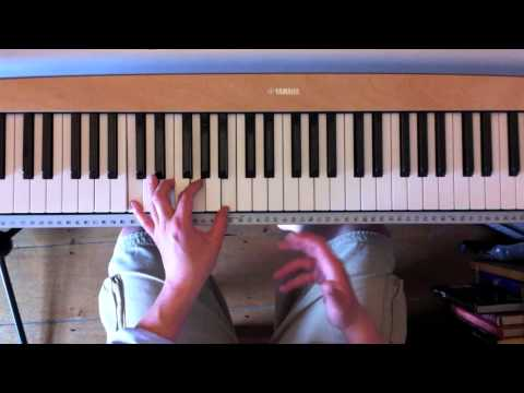 Shell Chords For Jazz Piano Left Hand Youtube