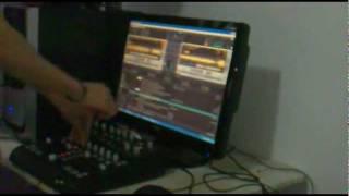 set tech house test behringer bcd 3000