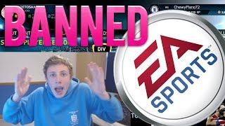 EA BANNED ME!!