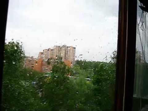 Ураган в Долгопрудном.29.05.2017ane in Dolgoprudnyy