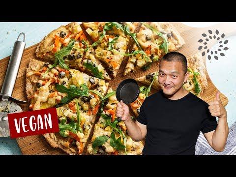 Pizza Hawaii aus