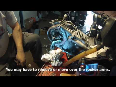 Installing a Zuma BWS 125 Engine Stretch | FunnyCat TV
