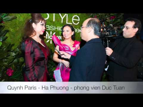 Ha Phuong Fashion week 2015