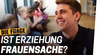 Einziger männlicher Erzieher im Kindergarten | Wie sehr bestimmt das Geschlecht mein Leben? Folge 4