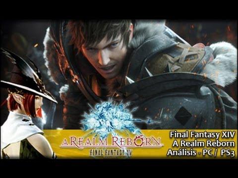 Final Fantasy XIV A Realm Reborn - Análisis