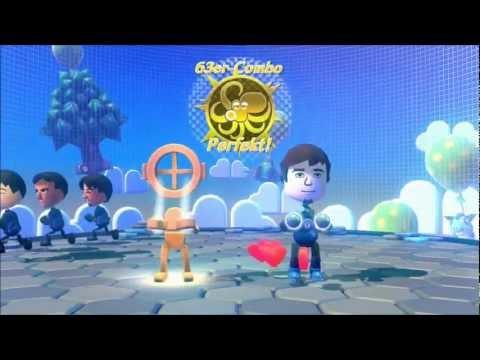 Nintendo Land Superplay - Octopus Dance - Perfect Full Combo!