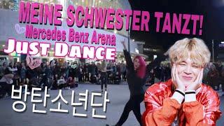 [KPOP RANDOM DANCE IN PUBLIC] WOW! BTS IN BERLIN 16.10.18 😱