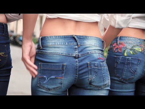 Model Favorites: My Perfect Jeans -  by Desigual