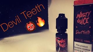 Nasty Juice - Devil Teeth E-Liquid Review