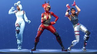 Fortnite All Dances Season 1 to 4 thumbnail