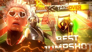 i found the BEST JUMPSHOT in NBA 2K19 by playing Fortnite Season X | UNLIMITED GREENS | Drummy