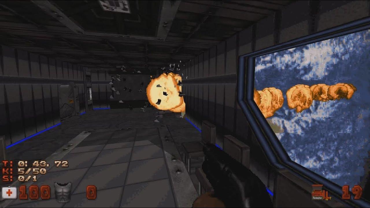 Duke Nukem 3D: YMF500G [User Map]