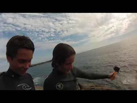 l'Île d'Yeu // Cliff Jumping