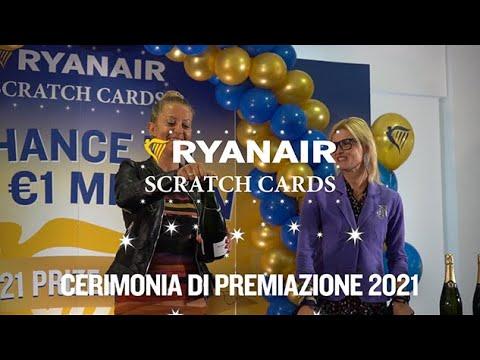 Win A Million - Cerimonia Di Premiazione 2021