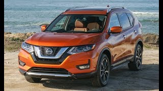 2018 Nissan Rogue SL AWD Interior, Exterior and Drive