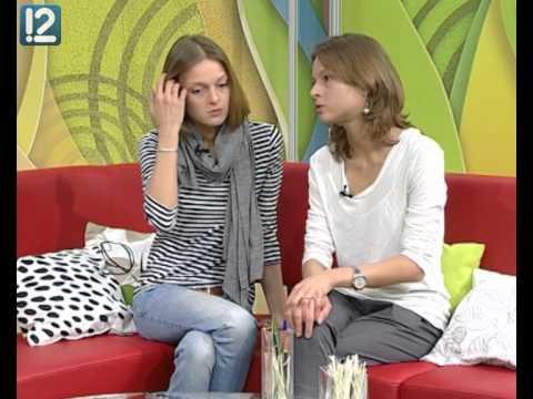 В гостях у Нового утра актрисы Дарья и Екатерина Носик
