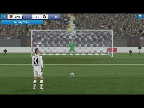 Dream League Soccer 2017 Android Gameplay #15