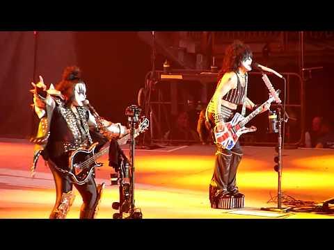 KISS - Deuce - o2 Arena, London - May 2017
