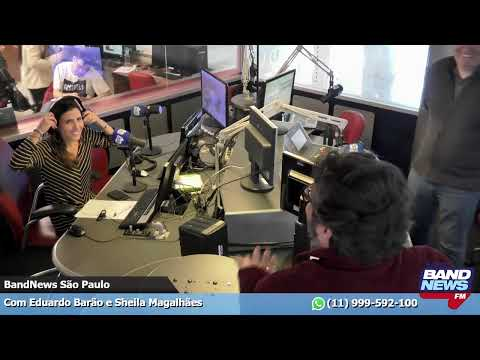 BandNews FM Ao vivo - 21082019