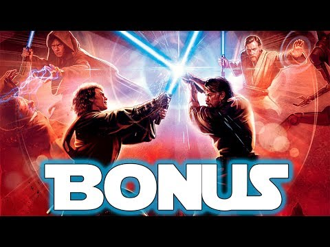 Star Wars Episode III: Revenge Of The Sith - Bonus Missions - Let's Play