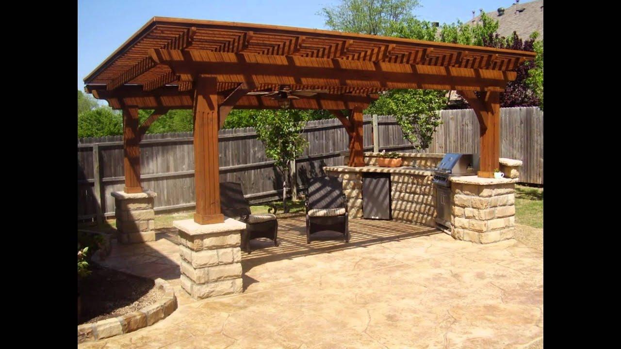 Backyard Bar And Grill Youtube