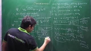 Chemical Kinetics ( Lec -9)