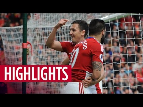 MATCH HIGHLIGHTS | Boro v AFC Bournemouth, October 2016