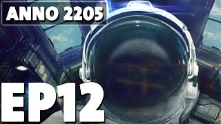 Let's Play Anno 2205 Episode 12 - Expanding The Moon - Base Building Management Game