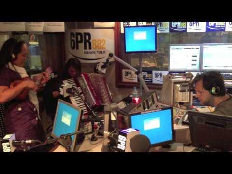 The Sirens Live on 6PR Radio