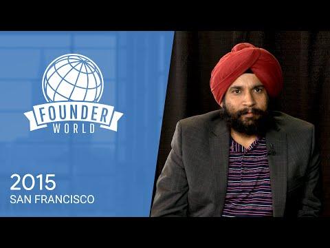 Sanjit Dang: Investment Director, Intel Capital (Founder World 2015)