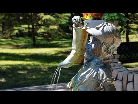Boy with the Boot statue's history includes relocation and theft